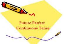 Thì tương lai hoàn thành tiếp diễn có lời giải chi tiết