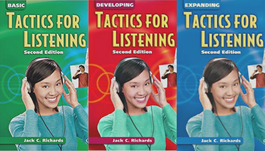 Tactics For Listening –Jack C. Richards